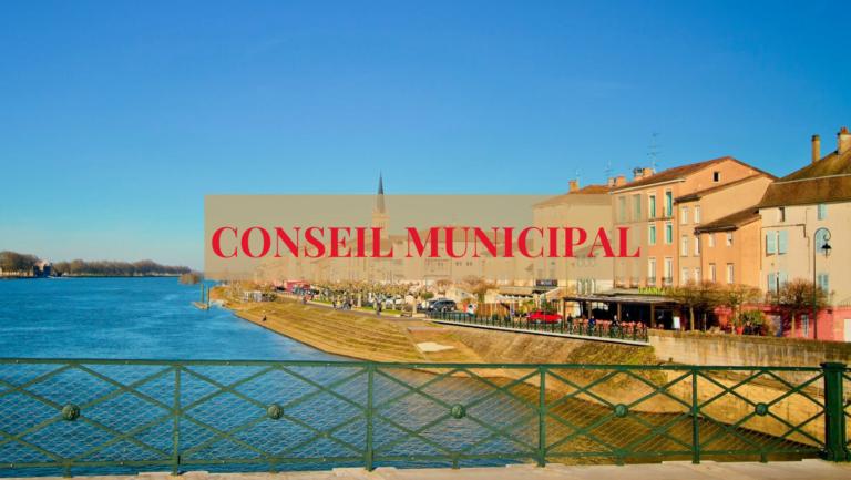Conseil Municipal 1er Février 2021
